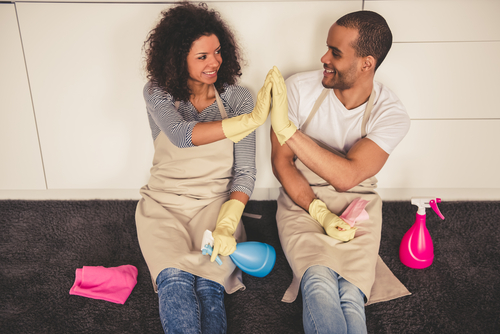 Do husbands help with housework