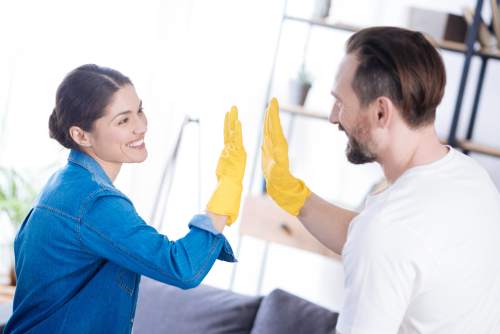 Should a husband help with housework